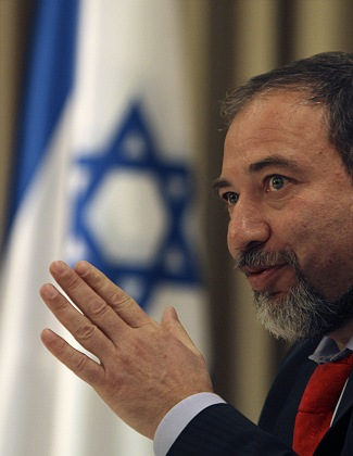 Avigdor Lieberman: Israel's foreign minister is visiting Berlin on Thursday.