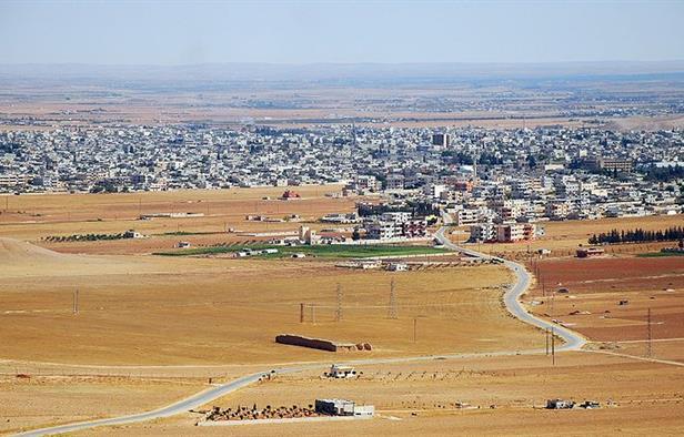 Landscape of Al-Salamiyah. (Google image)